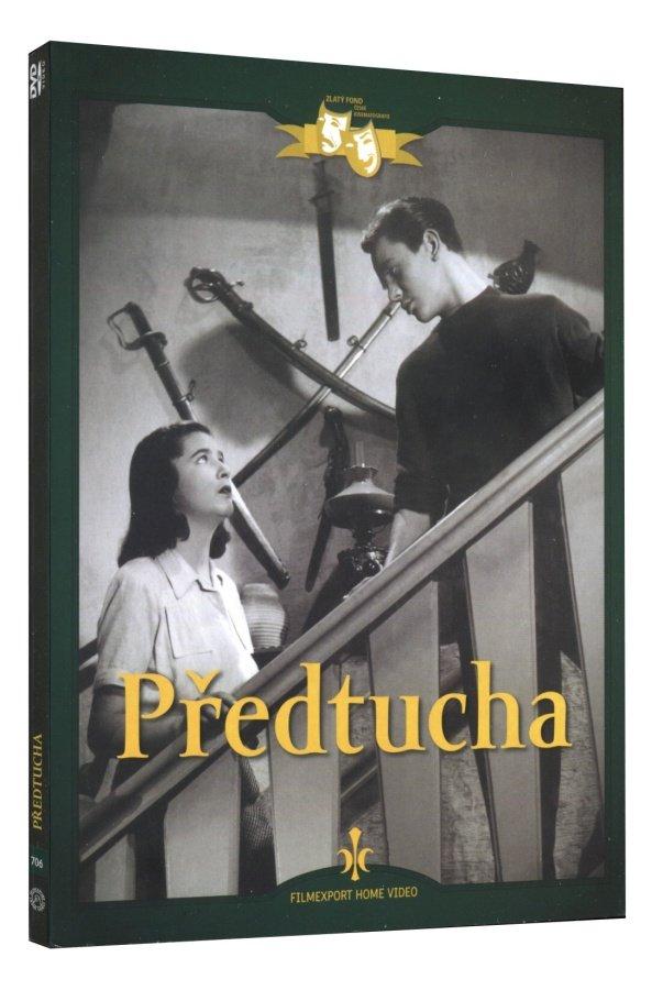 Předtucha (DVD) - digipack