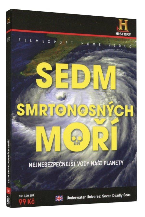 Sedm smrtonosných moří (DVD)
