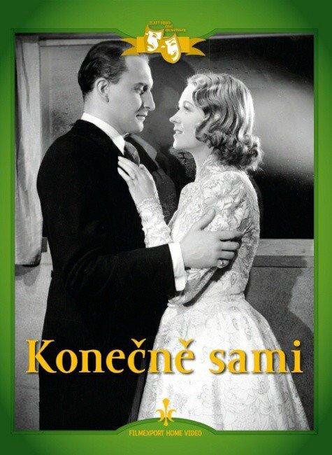Konečně sami (DVD) - digipack