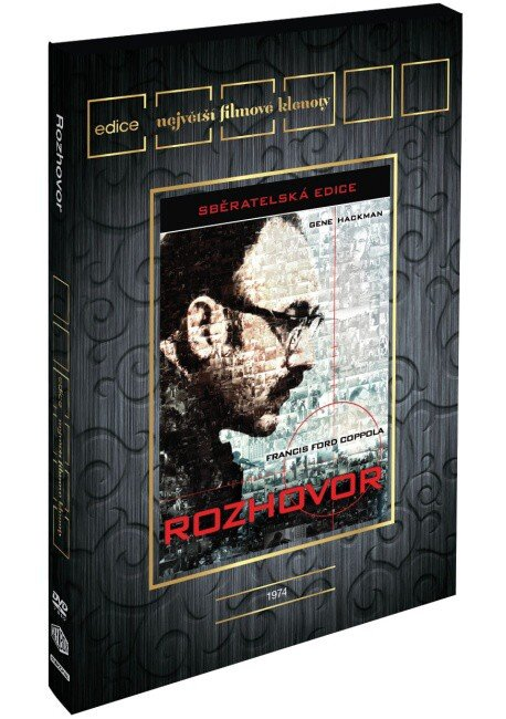 Rozhovor (DVD) - edice filmové klenoty