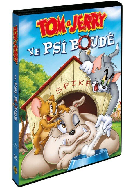 Tom a Jerry: Ve psí boudě (DVD)