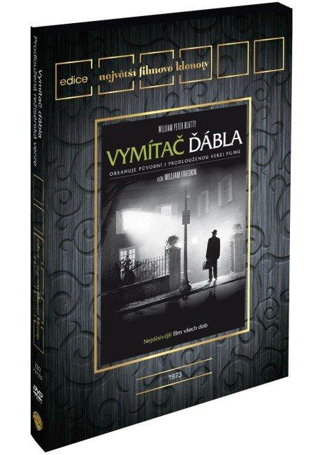 Vymítač ďábla: Prodloužená režisérská verze - 2xDVD - edice filmové klenoty