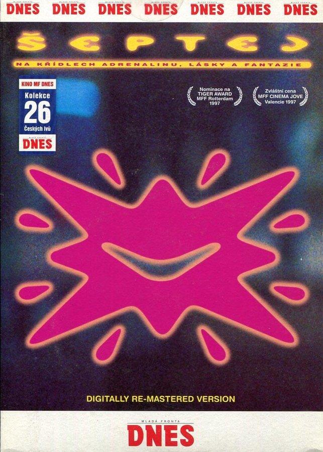 Šeptej (DVD) (papírový obal)