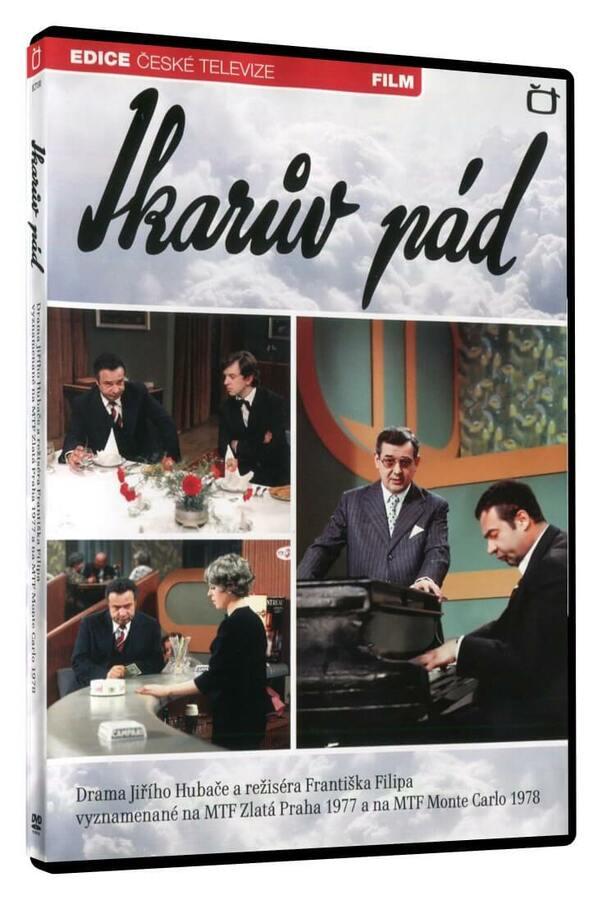Ikarův pád (DVD)