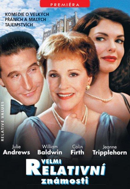 Velmi relativní známosti (DVD)