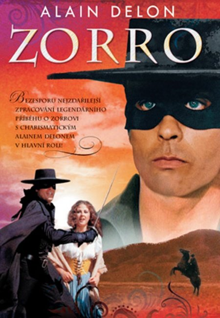 Zorro (Alain Delon) (DVD)