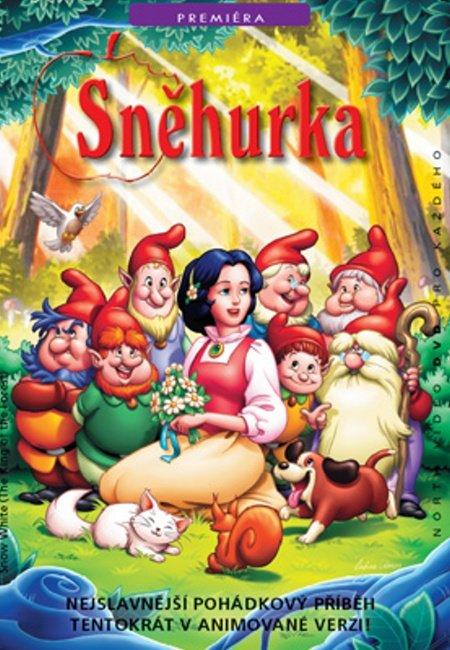 Sněhurka (DVD) (papírový obal)
