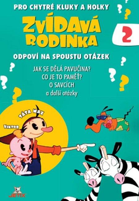 Zvídavá rodinka 02 (DVD) (papírový obal)