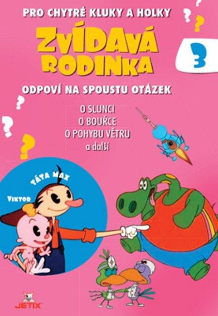 Zvídavá rodinka 03 (DVD) (papírový obal)
