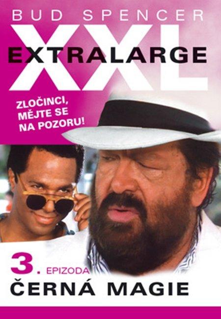 Extralarge 3: Černá magie (DVD) (papírový obal)