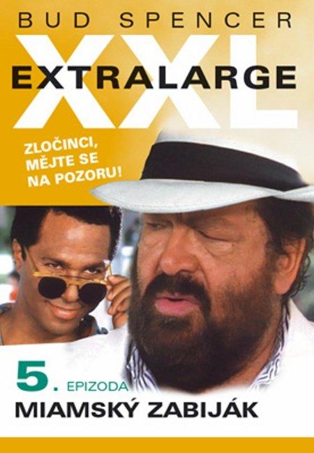 Extralarge 5: Miamský zabiják (DVD) (papírový obal)