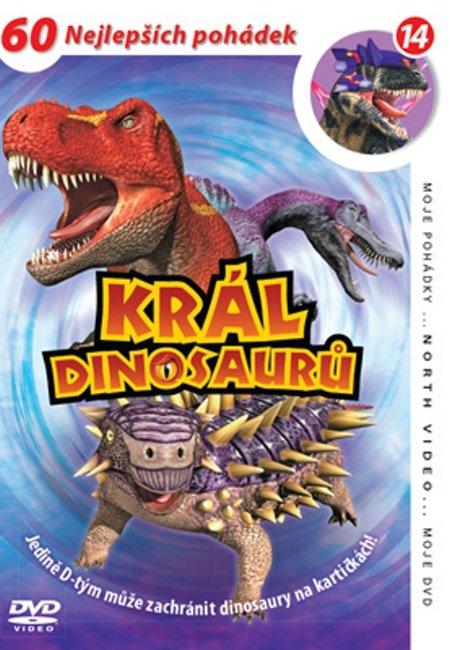 Král dinosaurů 14 (DVD) (papírový obal)