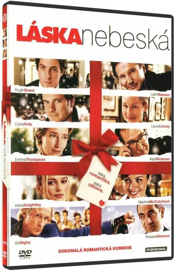 Láska nebeská (DVD)