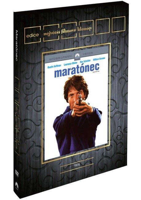 Maratónec (DVD) - edice Filmové klenoty