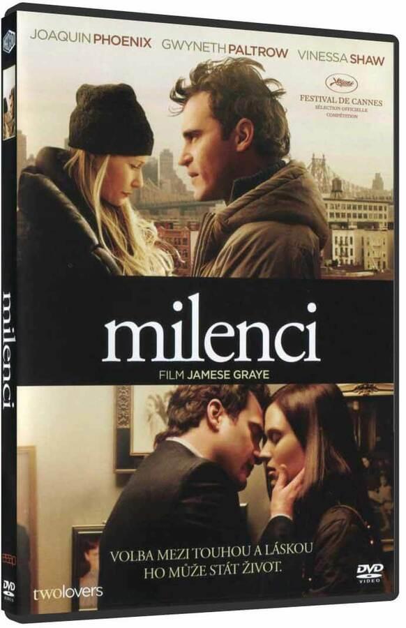 Milenci (DVD)