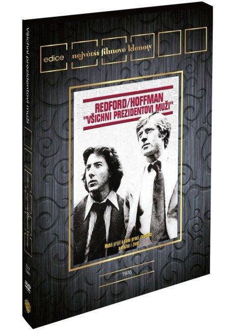 Všichni prezidentovi muži (DVD) - edice Filmové klenoty