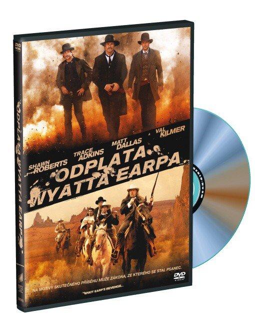 Odplata Wyatta Earpa (DVD)