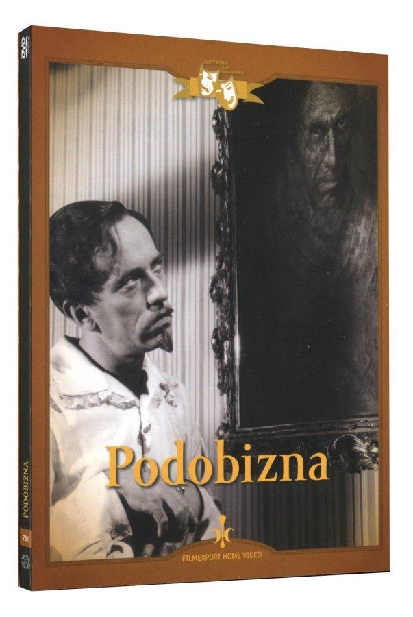 Podobizna (DVD) - digipack