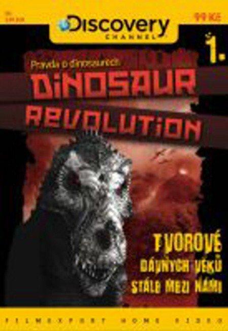 Pravda o dinosaurech 1 (DVD)