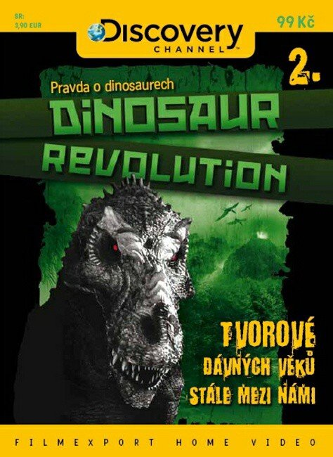 Pravda o dinosaurech 2 (DVD)