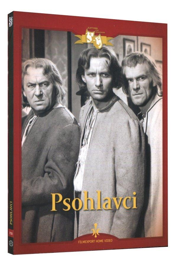 Psohlavci (DVD) - digipack