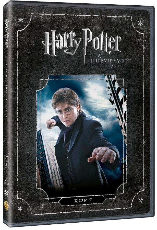 Harry Potter a Relikvie smrti - 1. část - 1xDVD