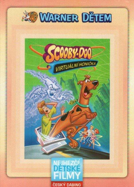 Scooby-Doo a virtuální honička (DVD)