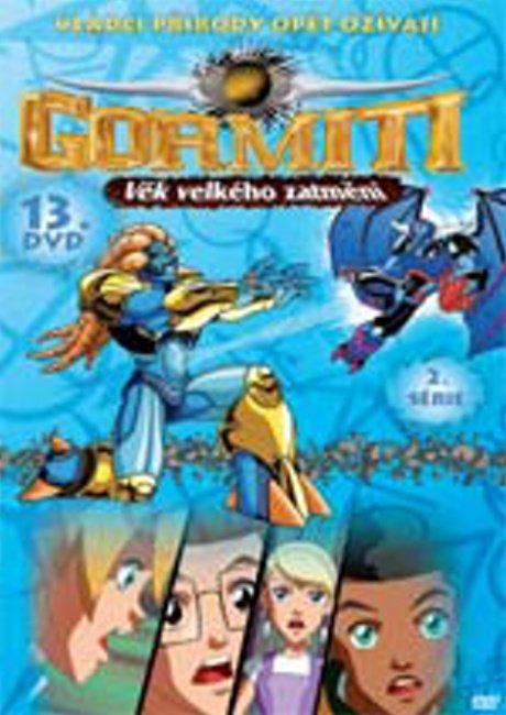 Gormiti 13 (DVD)