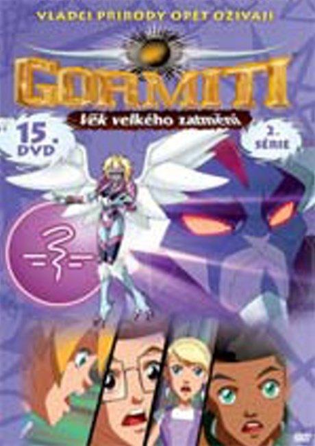 Gormiti 15 (DVD)