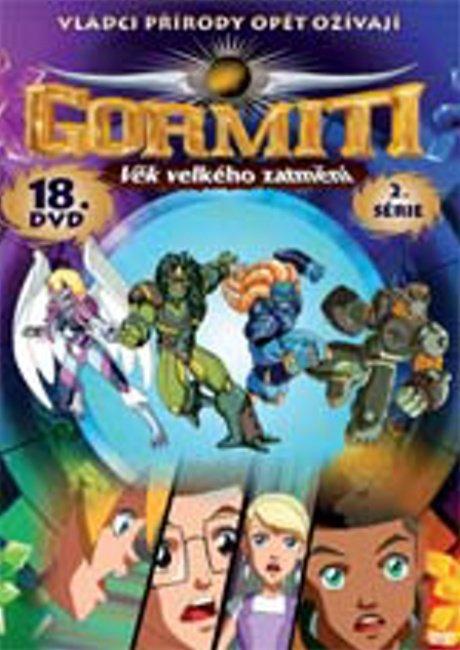Gormiti 18 (DVD)