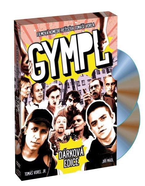 Gympl (DVD + CD) - dárková edice - letní skladový výprodej