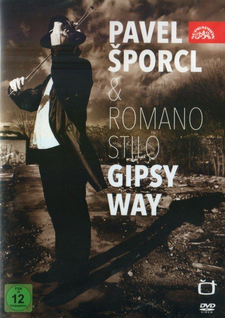 Pavel Šporcl & Romano Stilo Gipsy Way (DVD)