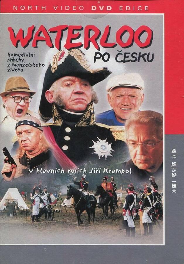 Waterloo po česku (DVD) (papírový obal)