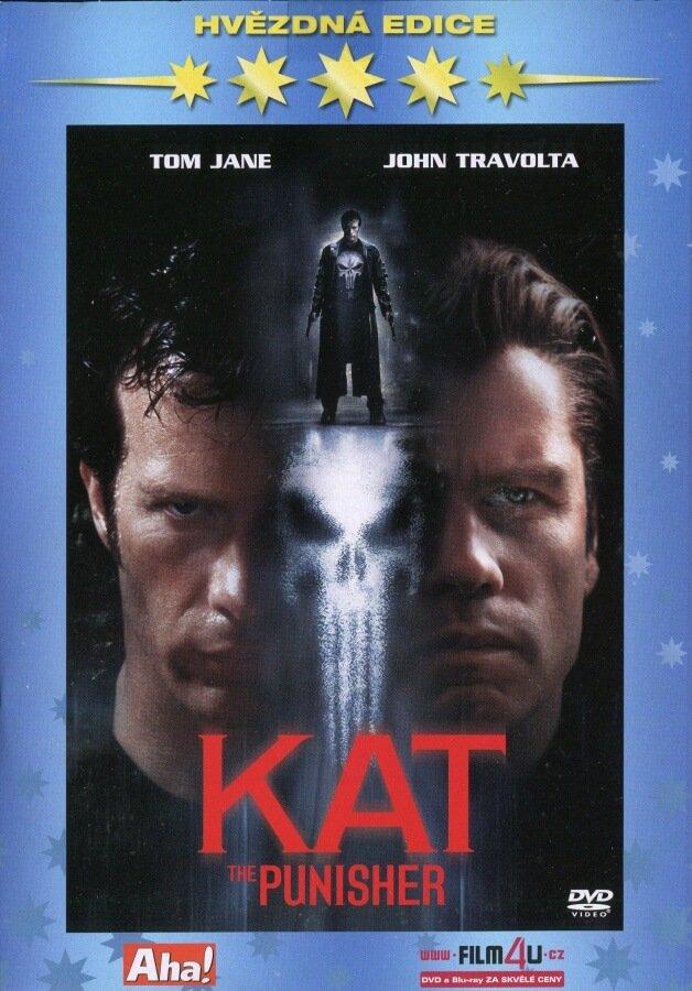 Kat (DVD) (papírový obal)