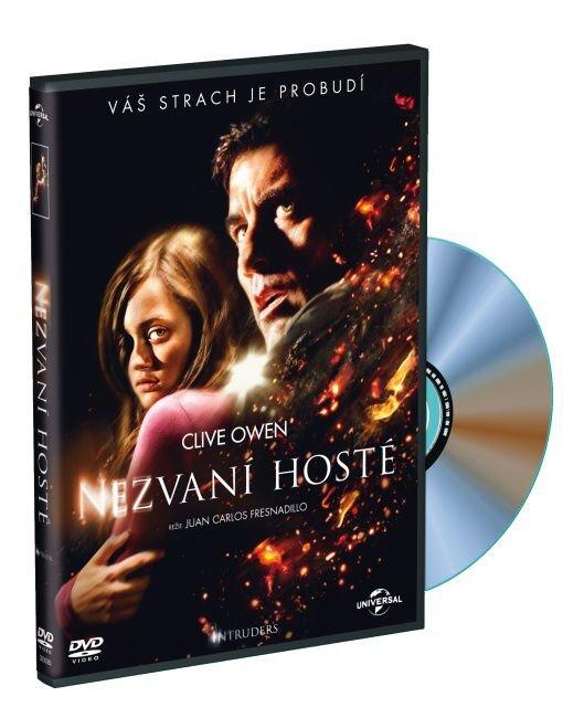 Nezvaní hosté (DVD)