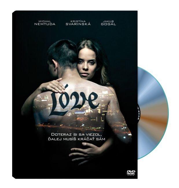 Love (DVD) - slovenský film