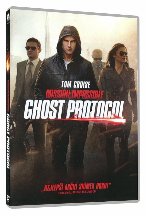 Mission: Impossible 4 - Ghost Protocol (DVD)