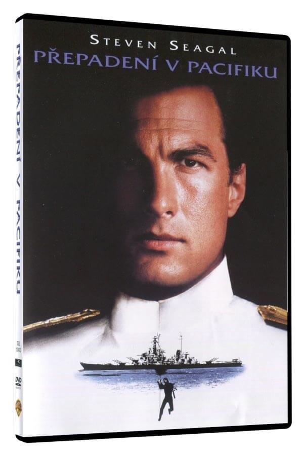 Přepadení v Pacifiku (DVD)