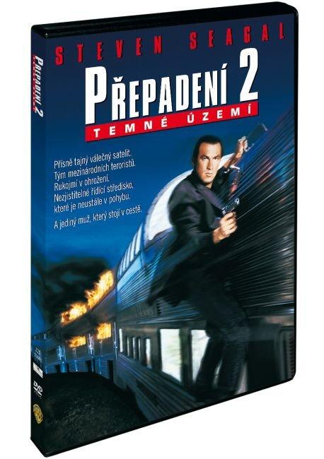 Přepadení 2: Temné území (Steven Seagal) (DVD)
