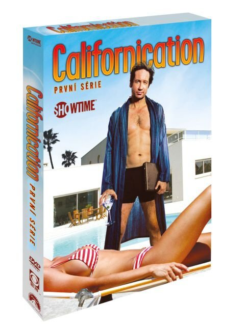 Californication - 1. série - 2xDVD