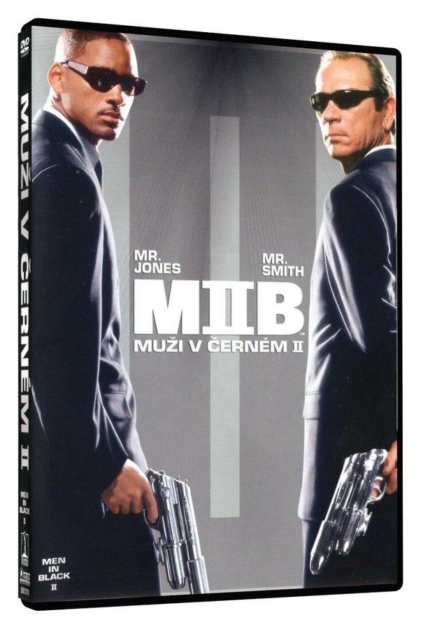 Muži v černém 2 (DVD)