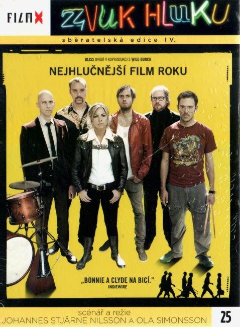 Zvuk hluku (DVD) - edice Film X