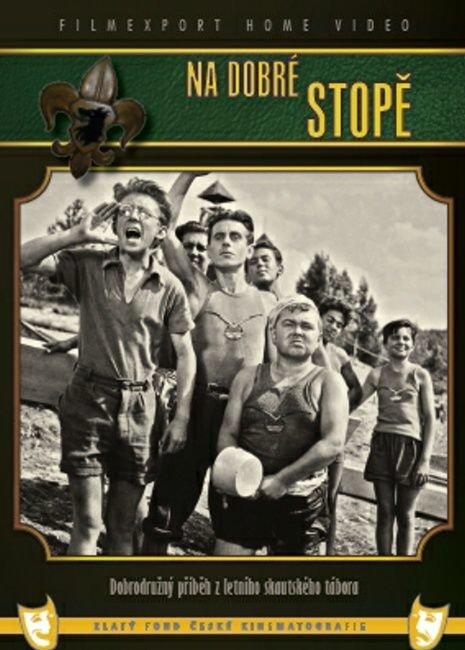 Na dobré stopě (DVD) - digipack