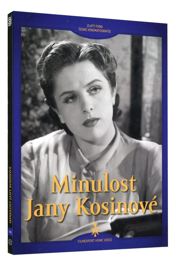 Minulost Jany Kosinové (DVD) - digipack