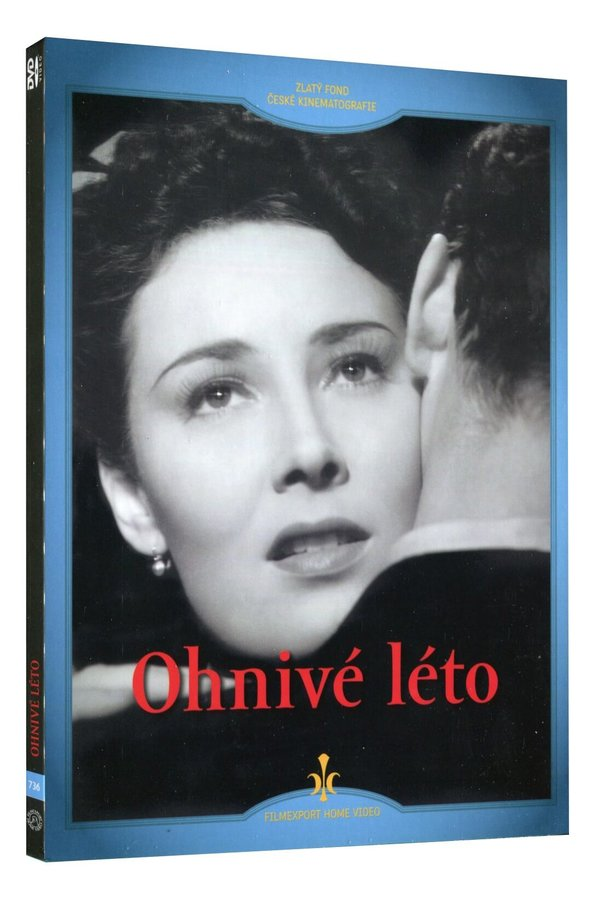 Ohnivé léto (DVD) - digipack