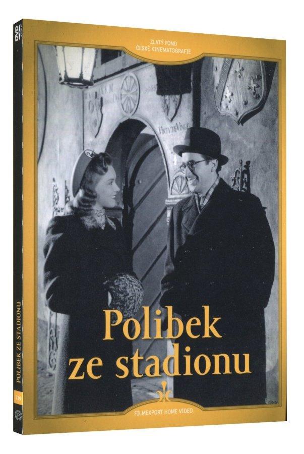 Polibek ze stadionu (DVD) - digipack