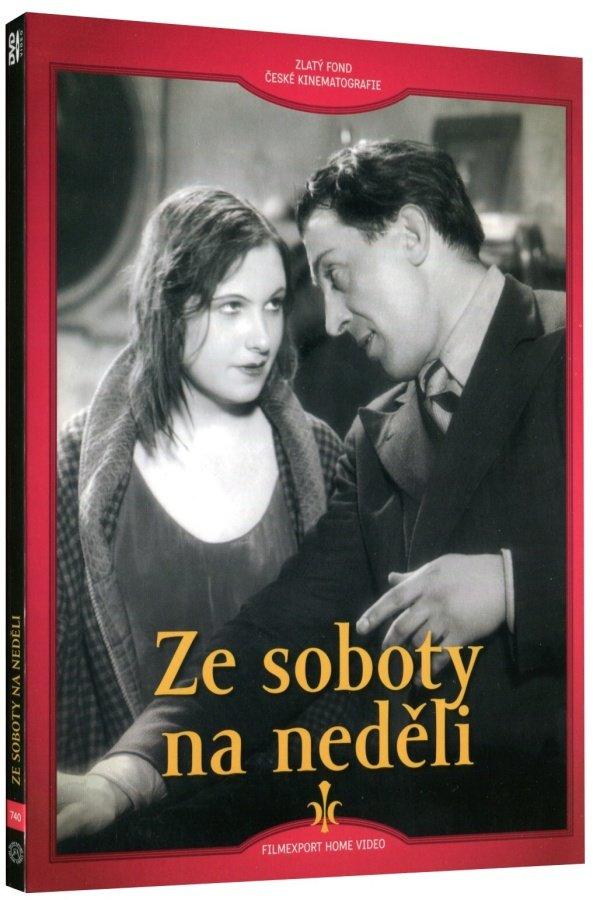 Ze soboty na neděli (DVD) - digipack