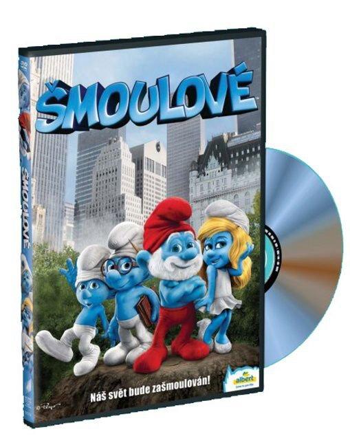 Šmoulové (FILM) (DVD)
