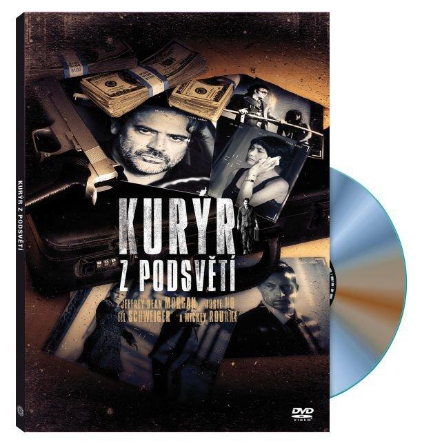 Kurýr z podsvětí (DVD)