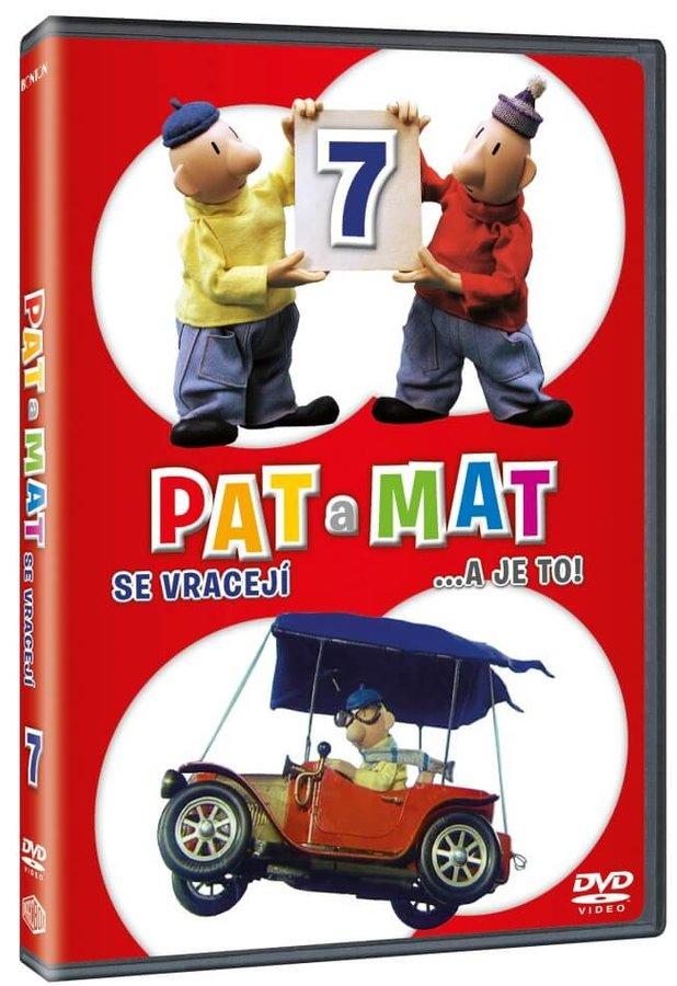 Pat a Mat 7 (DVD)
